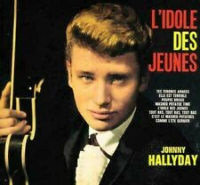 Johnny Hallyday - L'Idole des Jeunes - CD Digipack Neuf sous Blister