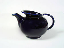 Hall China - Cobalt Windshield Tea Pot - 1940's - 1950's - No Lid - Good Quality