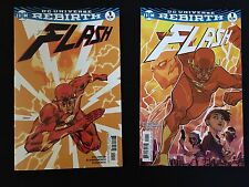 DC Universe Rebirth: The Flash #1 1st Print Godspeed Sold Out TV/Movie!
