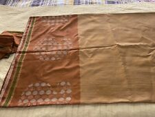 Pure Silk Saree Gorgeous  Color With Blouse New With Tags India Sari Rdy 2 Wear