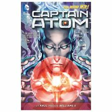 DC Comics Captain Atom Vol. 1 Evolution Krull Williams II Livre Officiel