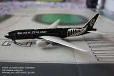 Phoenix Model Air New Zealand Boeing 777-200ER All Black Diecast Model 1:400