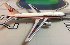 Aeroclassics 1/400 diecast JAL-Japan Air Lines Boeing 767-246 JA8233 1980s