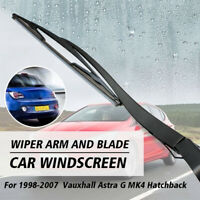 Rear Windscreen Window Wiper Arm & Blade For Vauxhall G MK4 Hatchback
