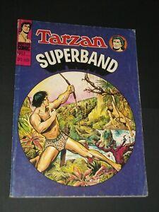 Rare Tarzan #1 Superband German Comic -Pre-owned