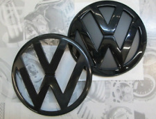ORIGINAL VW Noir Brillant  Avant arrière  Golf 2 3 4 5 6 7 Lupo Bora gti r32