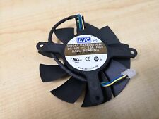 For 75mm Fan EVGA ZOTAC GTX 560 570Ti Video Card AVC DASB0815B2U