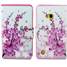 Card ID PU Leather Magnetic Flip Full Cover Case Skin For Various Mobile Phones