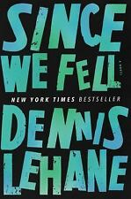 Since We Fell: A Novel, Lehane, Dennis, Good Condition, Book