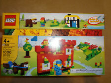 LEGO 4630 Creative Build & Play Box HTF! Retired NEW!