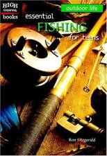 Essential Fishing for Teens (High Interest Books)-ExLibrary