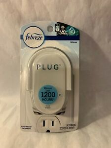 Febreze Plug in Alternating Oil Warmer Works with Unstopables New Sealed