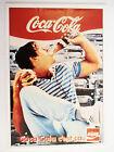Carte Editions Atlas. Slogan Publicitaire 1987 Coca-Cola