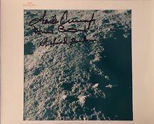 * Apollo 12 Crew * autographs Signed * Gordon Bean Conrad * Photo Moon Surface *
