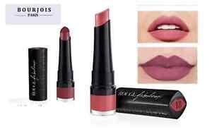 Bourjois Lipstick Rouge Fabuleux -Satin Cream Finish-Choose Shade