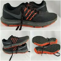 NIKE Run Swift SE Ar1945-001 Trail Fitsole Shoes Mens Black Sneakers Size 9