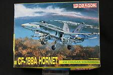 YL033 DRAGON 1/144 maquette avion 4522 400 CF-188A Hornet 410 Cougar Squadron