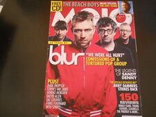 Blur, Mark Knopfler, Sandy Denny- Mojo Magazine 2015