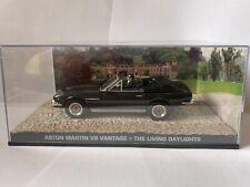 ASTON MARTIN V8 VANTAGE - James Bond Car Collection - The Living Daylights