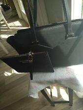 New Black Guess Shoulder Bag With a Wristlet