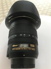Nikon AF-S 12-24 f4 DX ED Nital