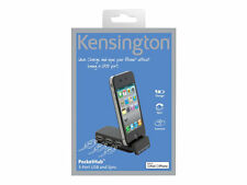 Kensington PocketHub 3-port USB and Sync iPhone 4 K33952EU
