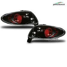 Coppia di fanali posteriori luci fari per Peugeot 206 Berlina