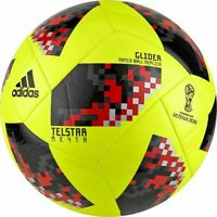 ADIDAS TELSTAR 18 WM FINALE MECHTA 2018 GLIDER FUSSBALL TRAININGSBALL BALL NEU