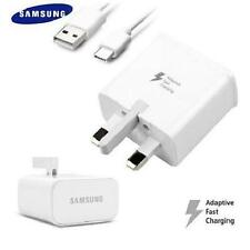 GENUINE Samsung Galaxy S8 & S8 + PLUS Official Adaptive Fast Mains Charger