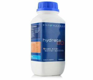 Bilt Hamber Hydrate 80 Rust Killer Barrier System - 1L / 1 Litre / 1000ml bottle