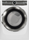 Electrolux EFME627UIW 27 Inch Electric Dryer with 8 Cu. Ft. Capacity, 9 Dry Cycl photo