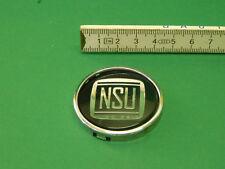 NSU Prinz Emblem Lenkrad Plakette Schild Schriftzug Zubehörteil Lenkradnabe Logo