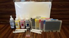 SUBLIMATION INK REFILLABLE CARTRIDGES FOR SAWGRASS SG400 SG800 VIRTUOSO PRINTERS