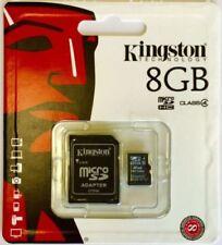 Tarjetas de memoria Universal microsd para teléfonos móviles y PDAs con 8 GB de la tarjeta