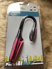 Flexible Portable Clip On LED Reading light Lamp Clip Kindle Hudl Book