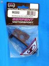 Serpent 902202  Supporto Cuscinetto Ant Dx Bearing Block Front Right modellismo