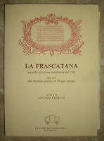 GIOVANNI PAISIELLO - LA FRASCATANA - 1997 OPERA BUFFA (SR)