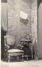 BL837 Carte Photo vintage card RPPC Theatre décor acteur actress
