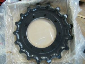 Kubota V0611-21112, Track Sprocket Assembly, SVL90, SVL90-2, SVL95-2