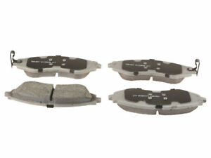 Front Brake Pad Set For 2006-2011 Chevy Aveo5 2007 2008 2009 2010 X683FV