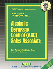 National Learning Corporation-Alcoholic Beverage Control (Abc) Sales As BOOK NEW