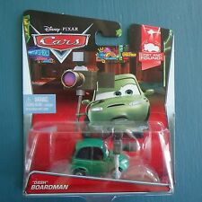 "disney Pixar diecast Cars ""Dash"" Boardman Lost and Found series #5 of 8 NEW"