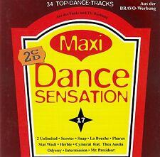 MAXI DANCE SENSATION 17 / 2 CD-SET
