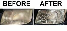 SUV Truck Car Headlight Cleaner Restorer Renewer Polish       Rub Hard and Done!