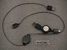 Retractable Usb PC Charger Cable RANT-VERIZON-Nokia N97