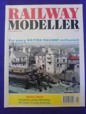 RAILWAY MODELLER - JAMAICA REACH - September 1995 vol 46 #539