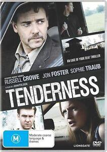 Tenderness (DVD, 2009)*R4*Russell Crowe*