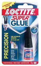 Loctite Precision Superglue- High Bond Strength Cyanoacrylate Adhesive 5g