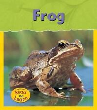 Frog (Life Cycles (Heinemann))