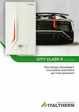 CALDAIA CITY CLASS 25 K - ITALTHERM - PREZZO DI LISTINO CHIEDERE PER PROMOZIONI